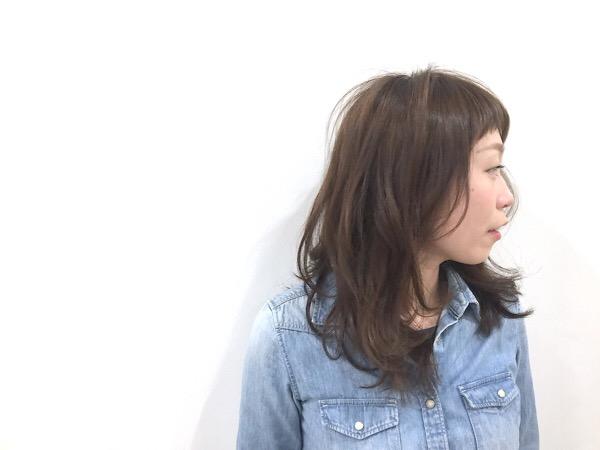 【動画も】前髪バッサリ眉上GO