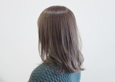 【カラー】秋冬も「ハイ透明感」でいいじゃない|青森市 美容室