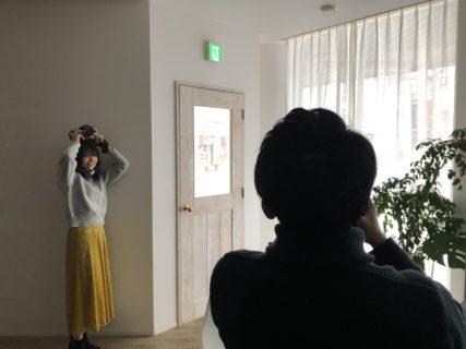 【撮影】春から北海道で活躍するあの子と、カッコイイ車に乗ってるあの人と。