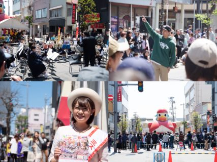 【青森春フェスティバル】チラッと観てきたよ!