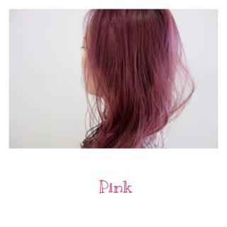揺るぎないピンク